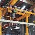 Pont roulant sous structure indépendante équipé de moteurs SEW-USOCOME