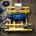 Palan électrique à câble bi-rail