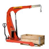Industrial parallel HB crane