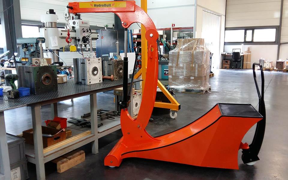 Grue d'atelier CMU 250 kg pour l'industrie